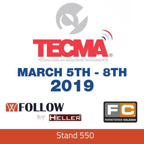 Follow Machines estará presente en TECMA2019
