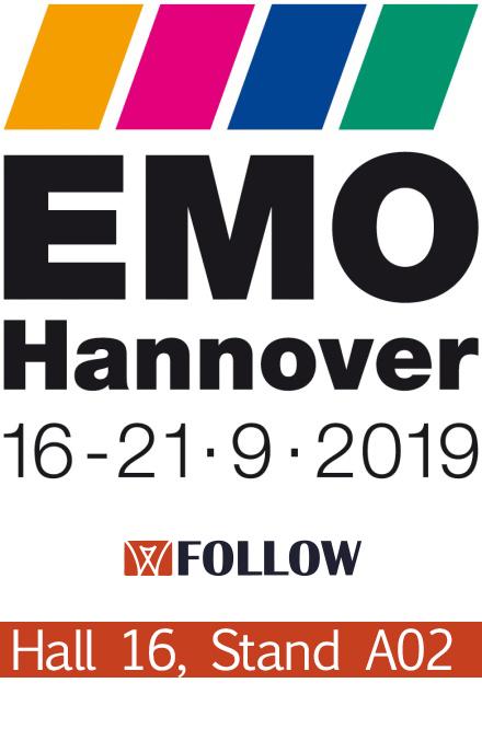 PRÓXIMO DESTINO: EMO HANNOVER 2019