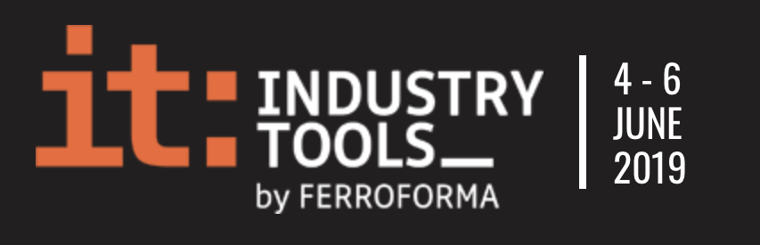 Industry tools by Ferroforma 2019, industrial supply, DYI and machinery