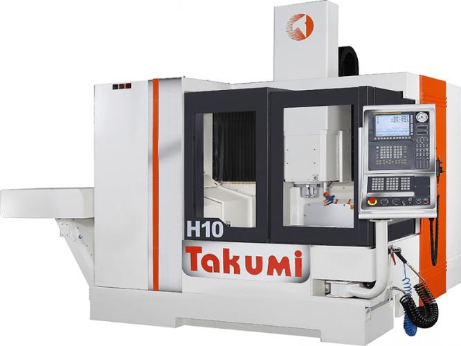 Centro de Mecanizado de doble columna Takumi H10