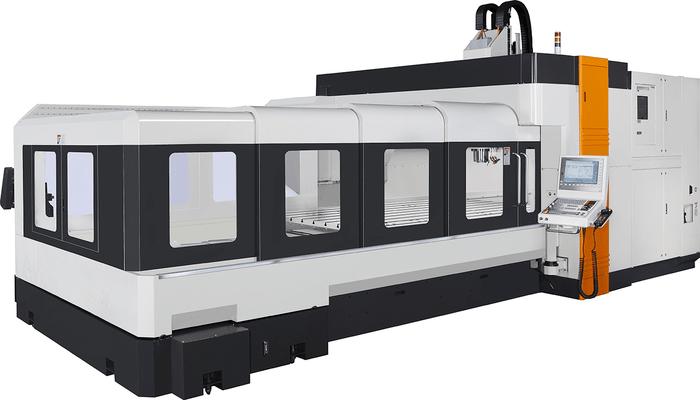 Centro de Mecanizado doble columna Takumi H22T