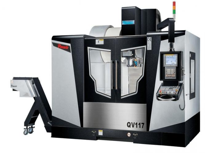 Pinnacle QV117 Machining Center