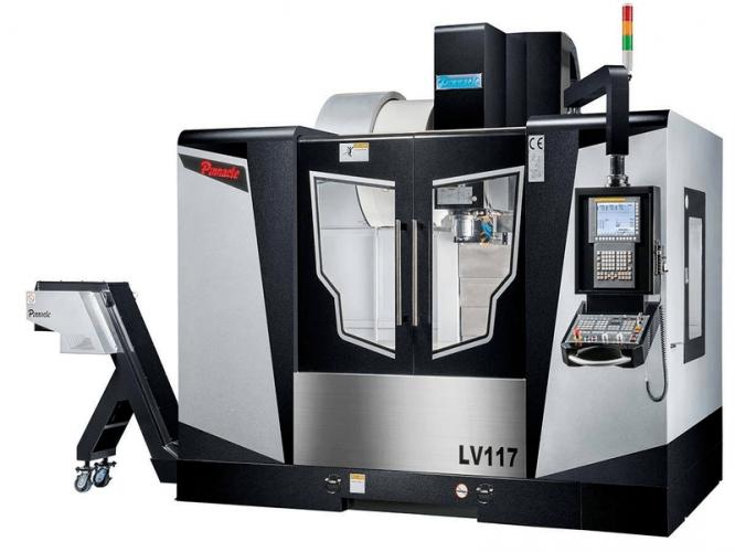 Pinnacle LV137 Machining Center