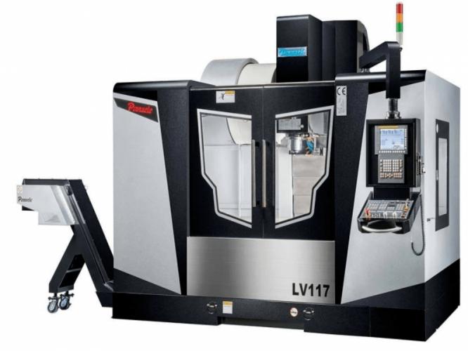 Pinnacle LV147 Machining Center