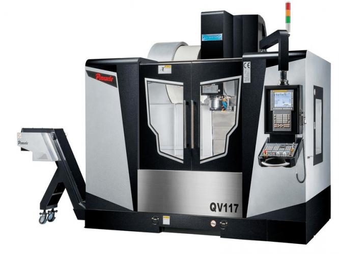 Pinnacle QV137 Machining Center