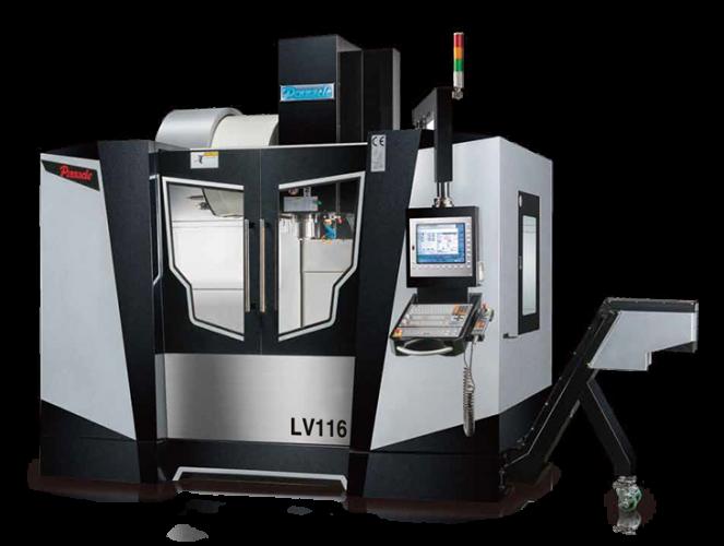 Pinnacle LV126 Machining Center