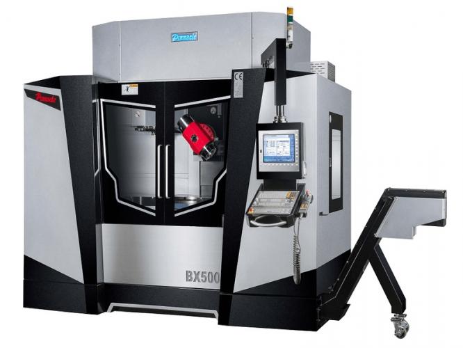 Pinnacle BX300A 5 Axes Machining Center