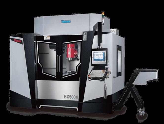 Pinnacle BX500A 5 Axes Machining Center