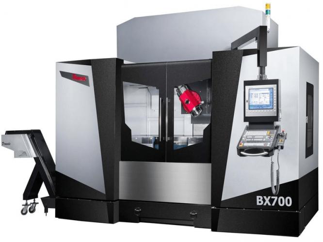 Pinnacle BX900A 5 Axes Machining Center