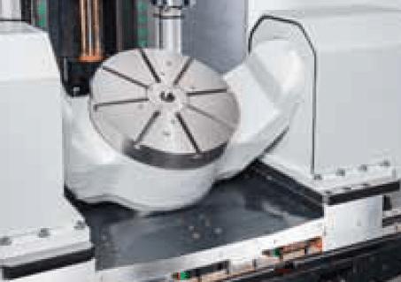 Pinnacle AX450 5 Axes Machining Center