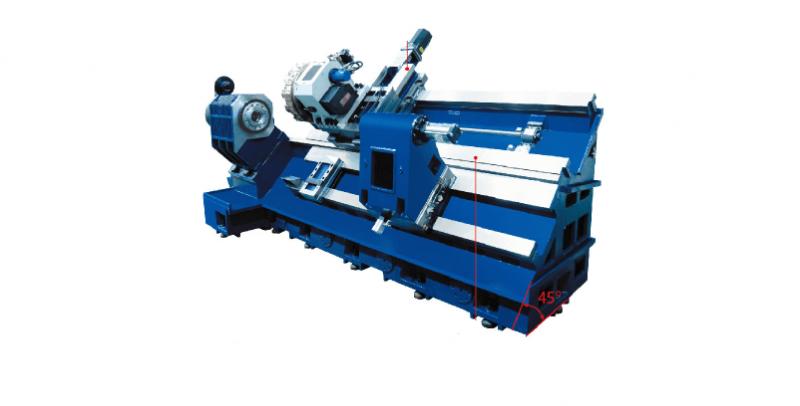 Torno CNC Tongtai THL-620