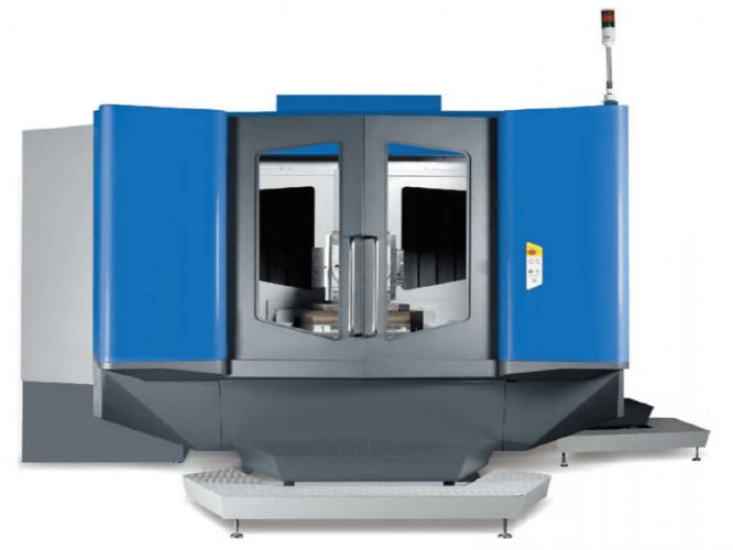 Centro de Mecanizado horizontal Tongtai HB-500II