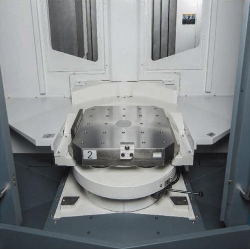 Centro de Mecanizado horizontal Tongtai HB-630
