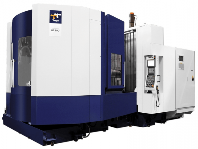 Horizontal Machining Center Tongtai HB-800II