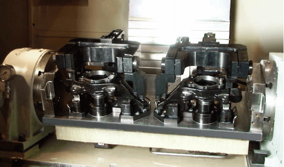 Centro de Mecanizado Vertical Tongtai TMV-850QII