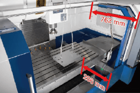 Vertical Machining Center Tongtai TMV-1500A