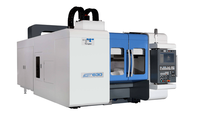 5 axes vertical machining center Tongtai GT-630