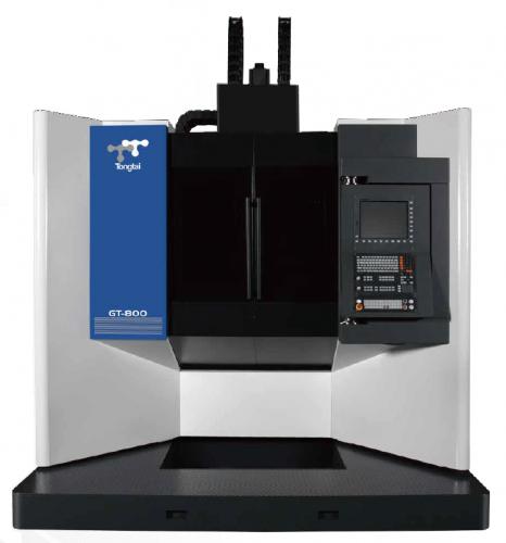 5 axes vertical machining center Tongtai GT-800