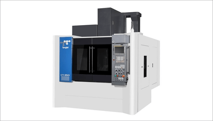 5 axes vertical machining center Tongtai CT-350