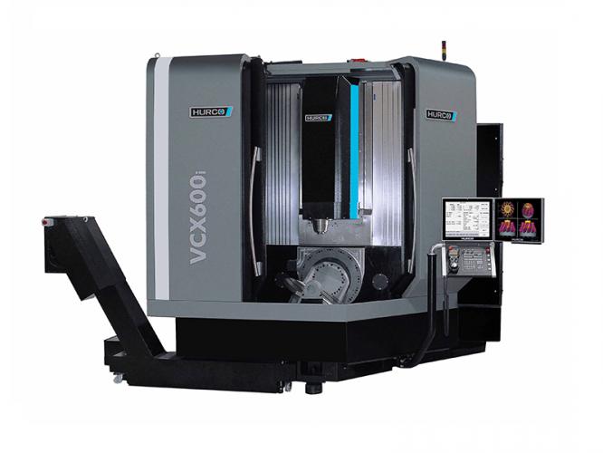 Centro de mecanizado Hurco VCX 600i