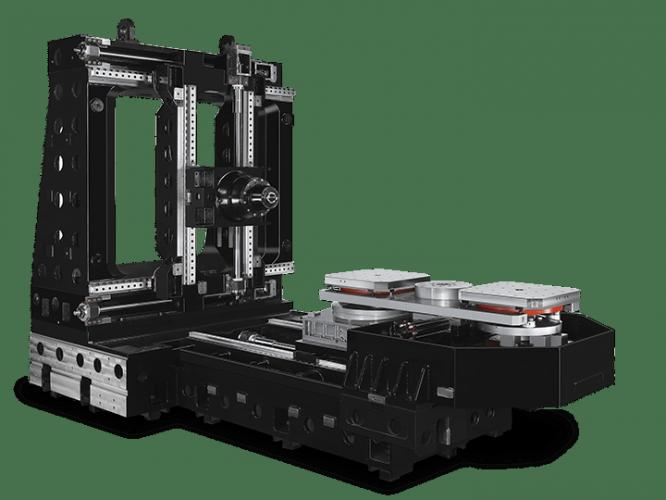 Centro de mecanizado Hurco HMX 630i