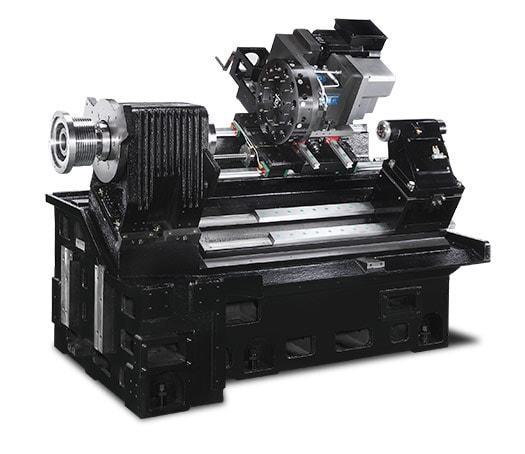 CNC horizontal lathe Hurco TMM 8i