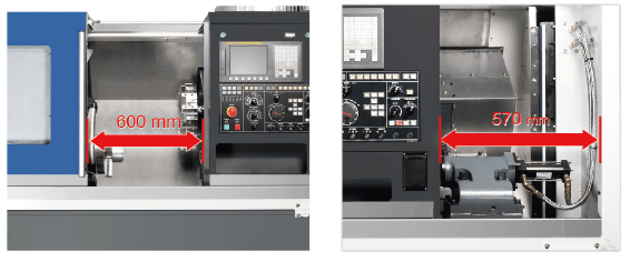 Lathe CNC Tongtai TCS-1500