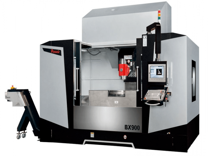 Pinnacle BX900 5 Axes Machining Center