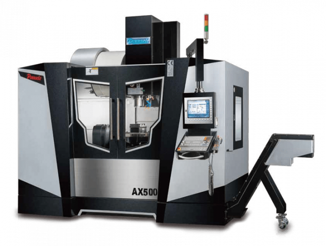 Pinnacle AX500 5 Axes Machining Center