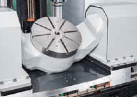 Pinnacle AX500 5 Axes Machining Center