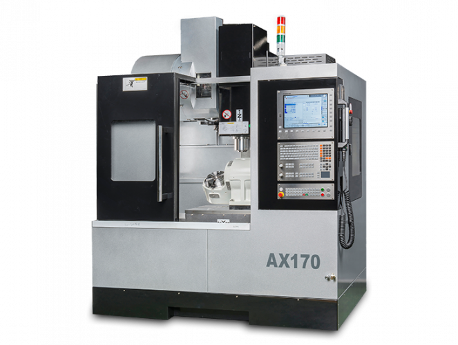 Pinnacle AX170 5 Axes Machining Center