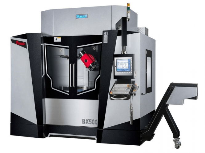 Pinnacle BX500 5 Axes Machining Center