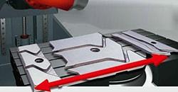 Pinnacle BX700 5 Axes Machining Center