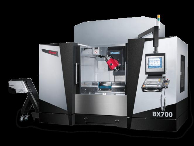 Pinnacle BX700T 5 Axes Machining Center