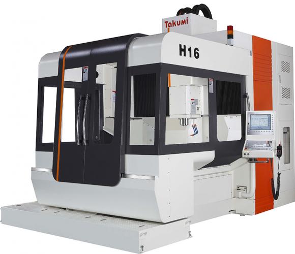 Centro de mecanizado doble columna Takumi H16