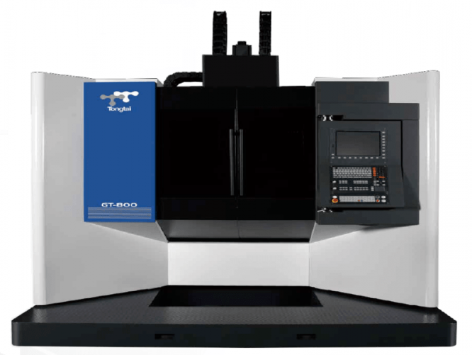 Tongtai GT-500 5 axes Vertical Machining Center