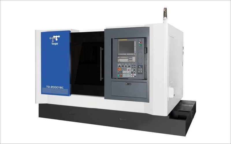 Torno CNC Tongtai TD-2500YBC