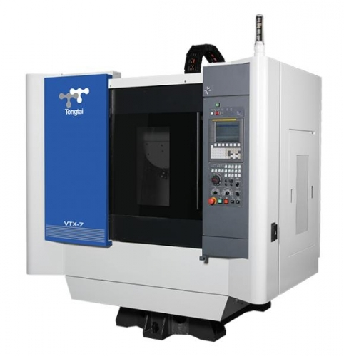 CNC Milling and Tapping Center Tongtai VTX-5