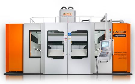 Universal machining center Apec GM22
