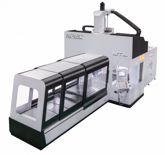 Centro de mecanizado universal Apec MT24