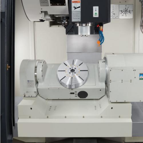 Centro de Mecanizado doble columna Takumi UC400