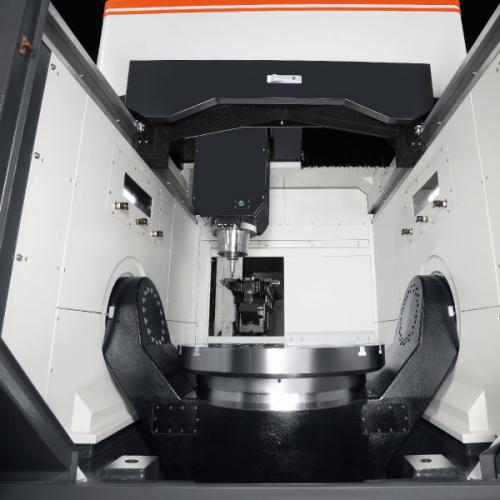 Centro de Mecanizado doble columna Takumi U800