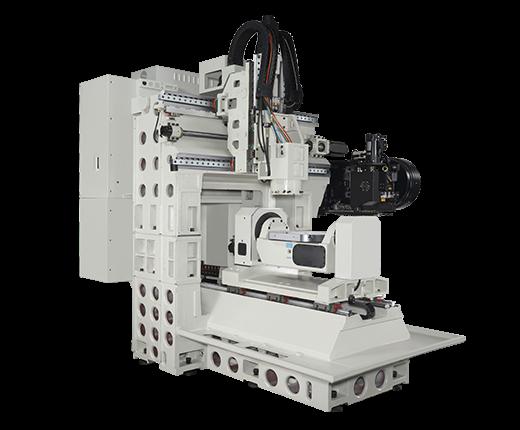 Estructura Centro de Mecanizado  Takumi U600