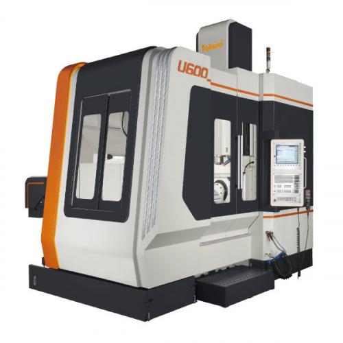 Centro de Mecanizado doble columna Takumi U600