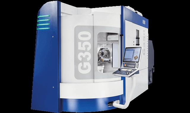 Centro de mecanizado universal Grob G350