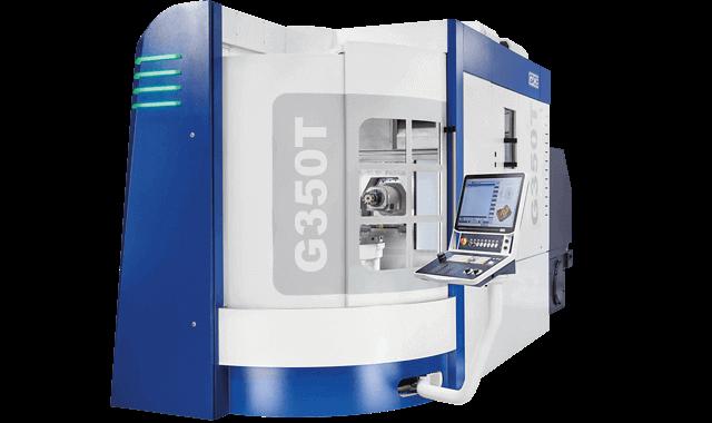 Centro de mecanizado universal Grob G350T