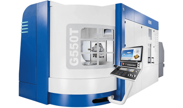 Grob G550T Universal milling center