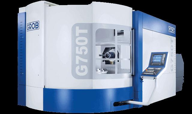 Centro de mecanizado universal Grob G750T