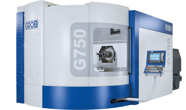 Universal milling center Grob G750