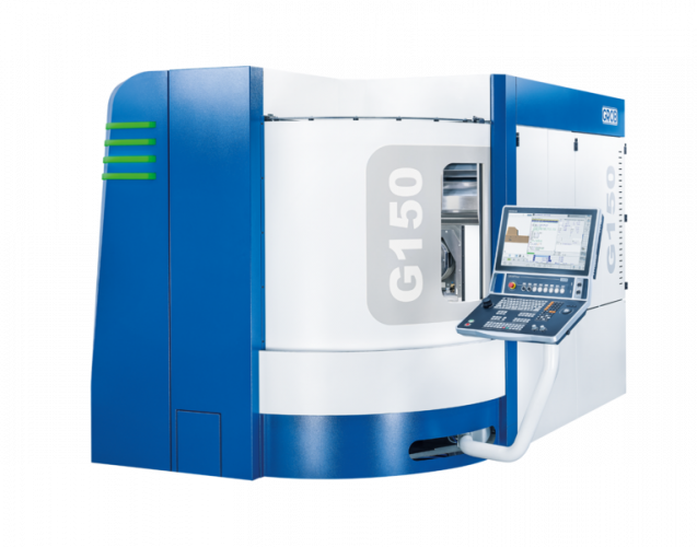 Universal milling center 5-axis Grob G150